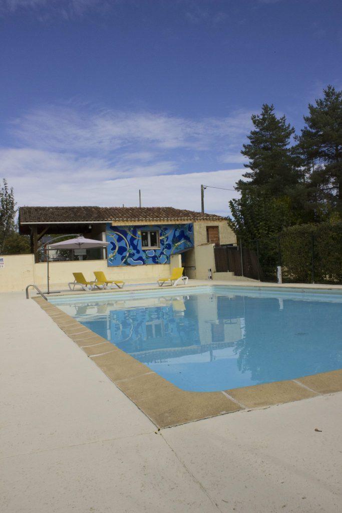 Photo du camping avec piscine du p rigord de la dordogne for Camping municipal dordogne avec piscine